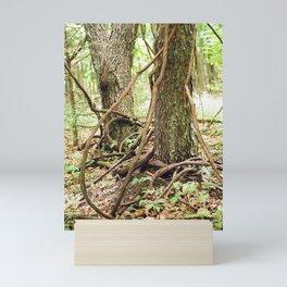 Sleeping Vines Mini Art Print