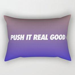 #TBT - PUSHITREALGOOD Rectangular Pillow