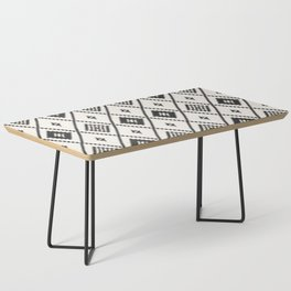 Salah in Black and White Coffee Table