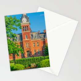 West Virginia Campus Print Stationery Cards