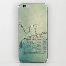 Camera Study no. 1 iPhone & iPod Skin
