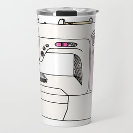 My Sewing Machine Travel Mug