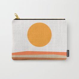 Abstract Landscape 10A Carry-All Pouch