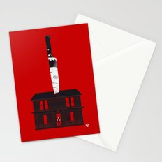 Halloween (Red Collection) Stationery Cards