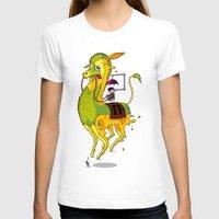 lama T-shirts featuring Lama by ART OF SOOL