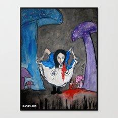Alice: Adore Canvas Print