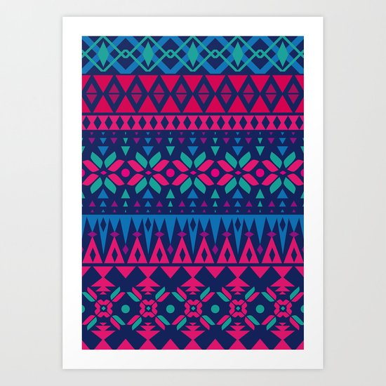 Texture M02 Art Print