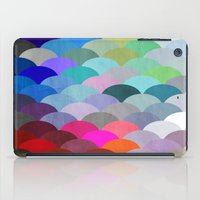 rug iPad Cases featuring Scales by Steven Womack