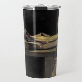 Saint Jerome Travel Mug