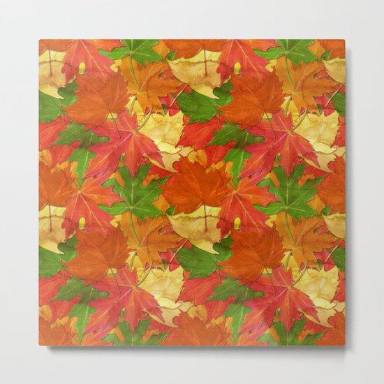 Autumn leaves #24 Metal Print