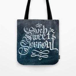 Such Sweet Sorrow Tote Bag