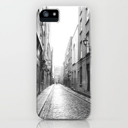 Old Streets iPhone Case
