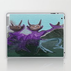 Postcards From The Edge Laptop & iPad Skin
