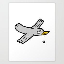 003_bird Art Print