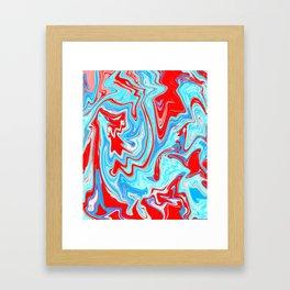 Goob America Framed Art Print