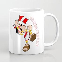 Arriba Perú Coffee Mug