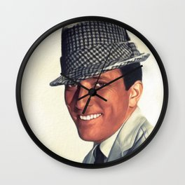Andy Williams, Music Legend Wall Clock