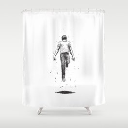 Arise Shower Curtain