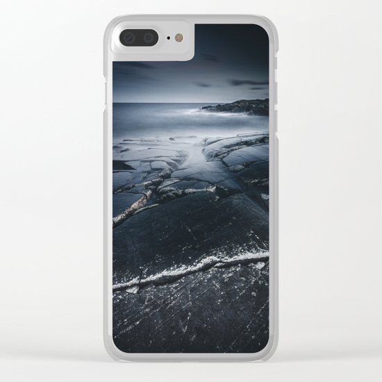 From here to eternity Clear iPhone Case