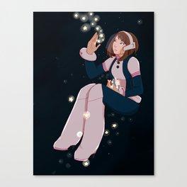 Uraraka Ochako Canvas Print