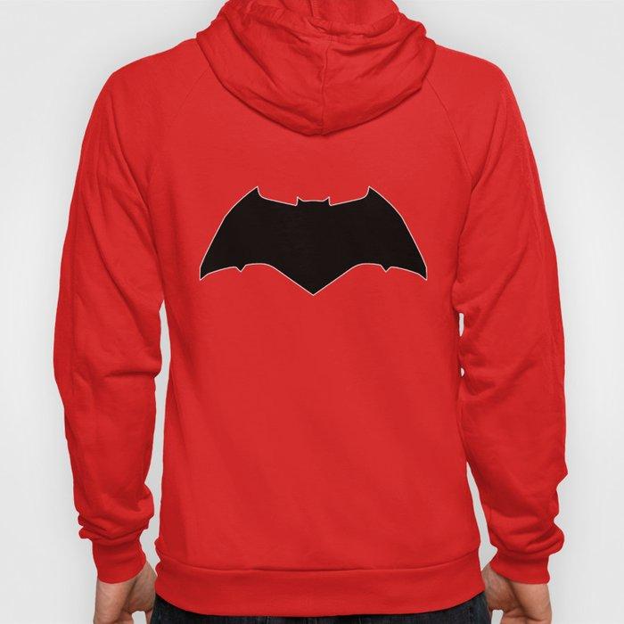 Dawn Of Justice Bat Symbol Hoody By Bionicman31 Society6