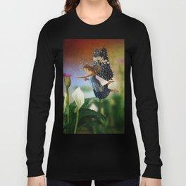 Floating Fairy Long Sleeve T-shirt