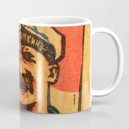 Battleship Potemkin -poster Coffee Mug