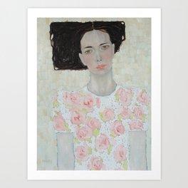 Ingrid Art Print