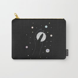 Energetic - Full Moon Illustration Carry-All Pouch