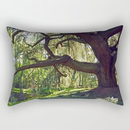 Weeping Blue Atlas Cedar Rectangular Pillow