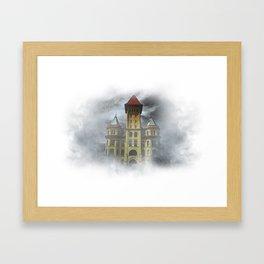Regional Treatment Center (Historical Landmark) Framed Art Print