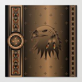 Eagle Nation Canvas Print