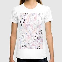 palindrome: abstract painting T-shirt