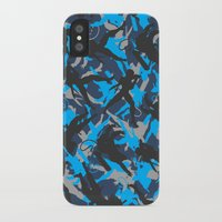 metal gear iPhone & iPod Cases featuring Metal Gear Rising Revengeance (V1) by ASHPLUS