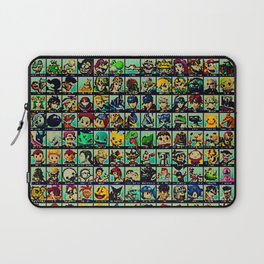 Who To Pick Game Time Laptop Sleeve