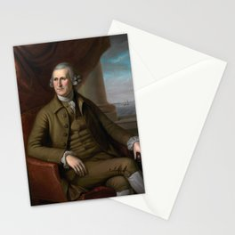 Thomas Willing Portrait - By Charles Willson Peale - 1782 Stationery Cards