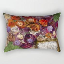 Spring in Filoli 2 Rectangular Pillow