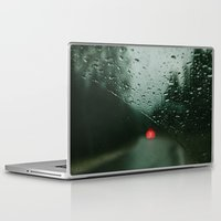 window Laptop & iPad Skins featuring Window by Tomas Hudolin