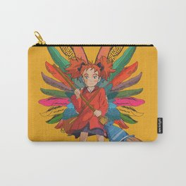 Mary and the Witch's Flower Carry-All Pouch