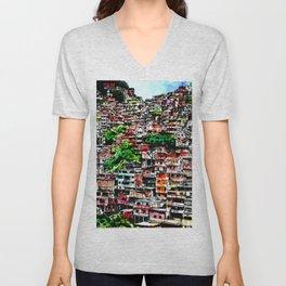 Barrio Unisex V-Neck