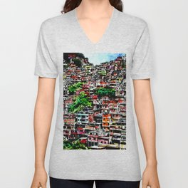 Barrio Unisex V-Neck