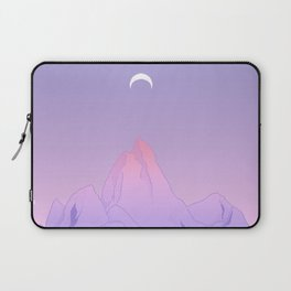 Soft Moon Laptop Sleeve
