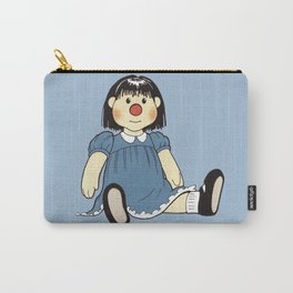 I Still Have My Molly Doll - The Big Comfy Couch Carry-All Pouch