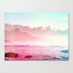 Summer on the Coast Canvas Print