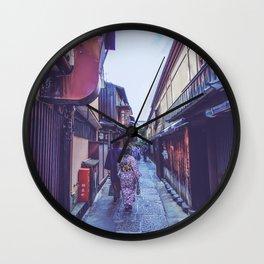 Japan - Kyoto Wall Clock