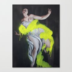 Syrinx Canvas Print