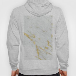 Treviso gold marble Hoody