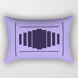 Trapped By The Order Rectangular Pillow