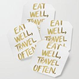 Eat Well Travel Often on Gold Coaster