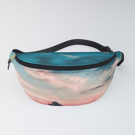 BACKLIT - COUPLE - DAWN - PHOTOGRAPHY Fanny Pack